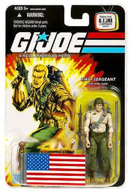 GI Joe Wave 7 Duke Action Figure