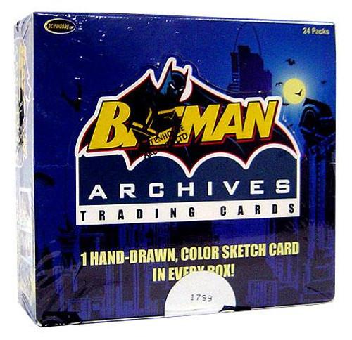 Batman Archives Trading Card Box