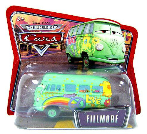 Disney Cars The World of Cars Series 1 Fillmore Diecast Car [Checkout Lane Package]