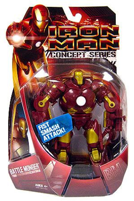 Iron Man Concept Series Battle Monger Action Figure