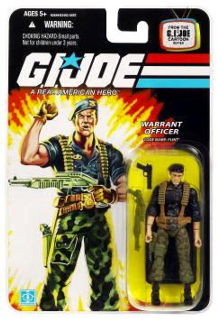 GI Joe Wave 1 Flint Action Figure