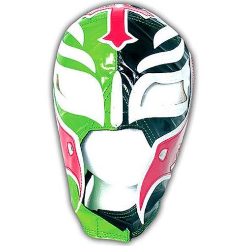 WWE Wrestling WCW Rey Mysterio Replica Mask [Youth, Green & Black]