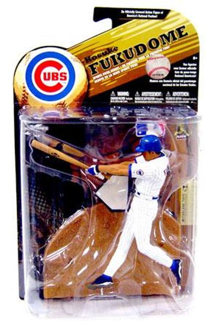 McFarlane Toys MLB Chicago Cubs Sports Picks Series 24 Kosuke Fukudome Action Figure