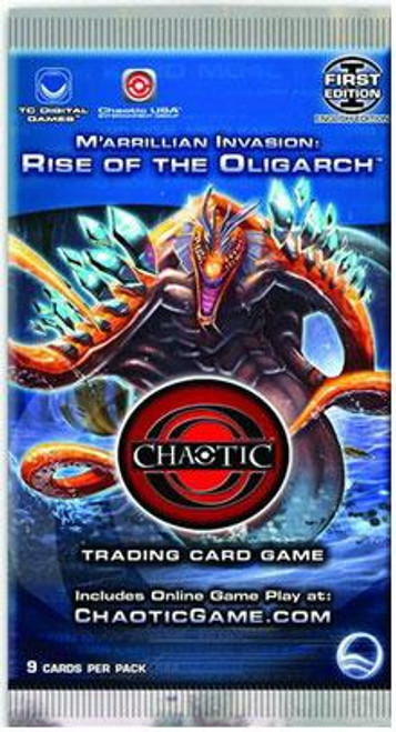 Chaotic M'arrillian Invasion Rise of the Oligarch Booster Pack