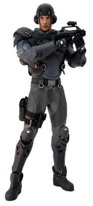 Appleseed Ex Machina Movie Masterpiece Tereus 1/6 Collectible Figure
