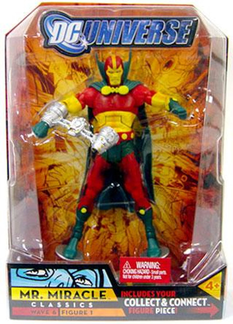 DC Universe Classics Wave 6 Mr. Miracle Action Figure #1