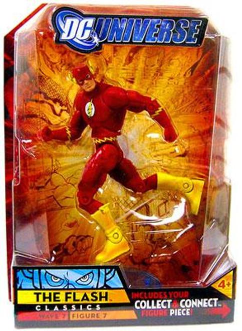 DC Universe Classics Wave 7 The Flash Action Figure #7