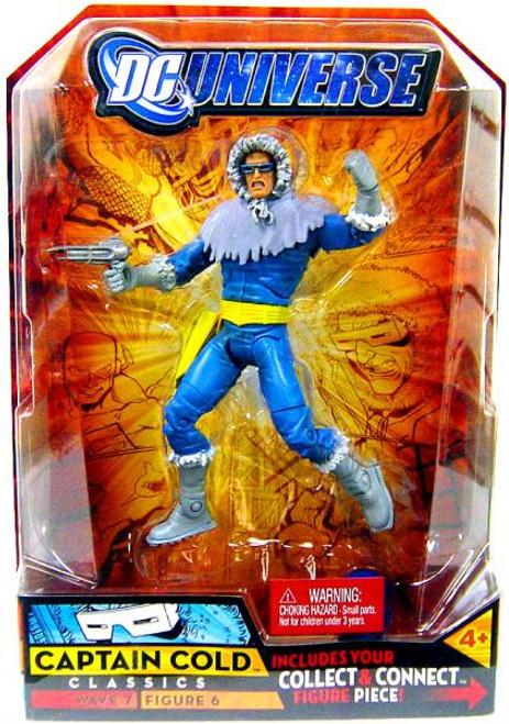 DC Universe Classics Wave 7 Captain Cold Action Figure #6
