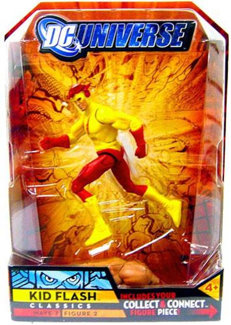 DC Universe Classics Wave 7 Kid Flash Action Figure #2