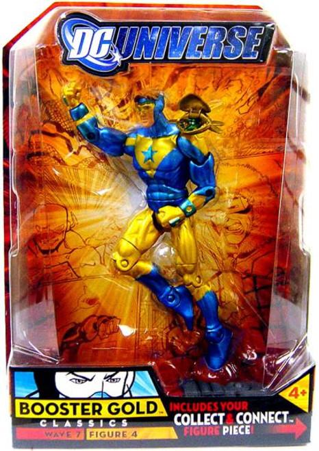 DC Universe Classics Wave 7 Booster Gold Action Figure #4