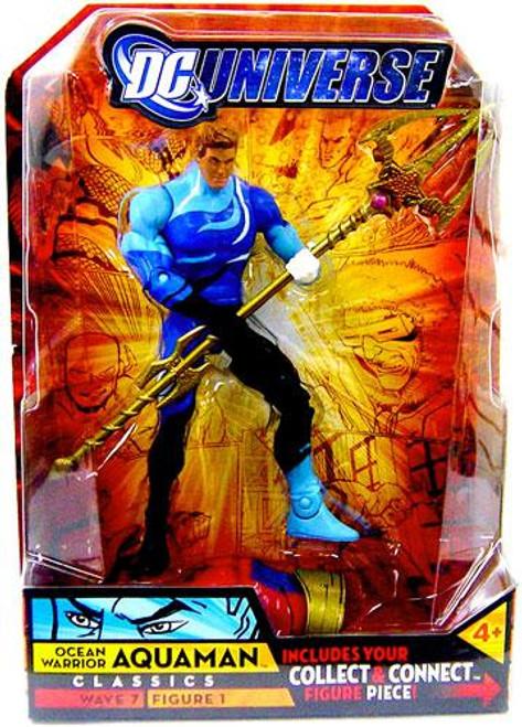 DC Universe Classics Wave 7 Aquaman Action Figure #1 [Blue Costume]