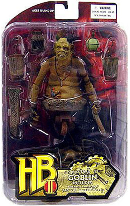 Hellboy 2 The Golden Army Series 2 Goblin Action Figure