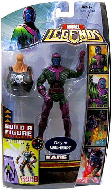 Marvel Legends Ares Build a Figure Kang Exclusive Action Figure