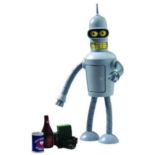 Futurama Encore Series 1 Bender Rodriguez Action Figure