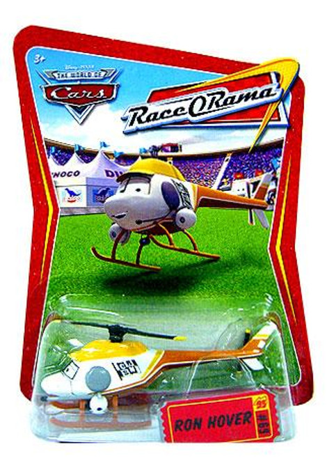 Disney Cars The World of Cars Race-O-Rama Ron Hover Diecast Car #69
