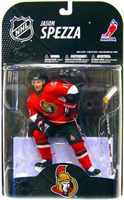 McFarlane Toys NHL Ottawa Senators Sports Picks Series 21 Jason Spezza Action Figure
