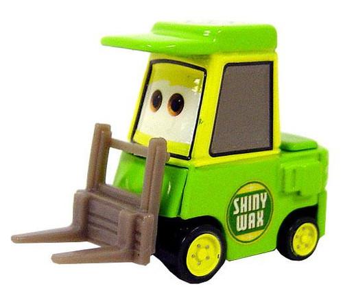 Disney Cars Loose Nebekenezer Schmidt Diecast Car [Loose]