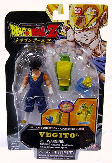 Dragon Ball Z Ultimate Collection Vegito 4-Inch PVC Figure