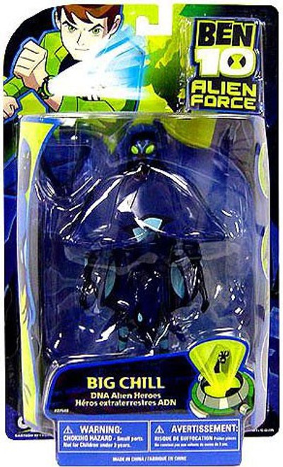 Ben 10 Alien Force DNA Alien Heroes Big Chill Action Figure