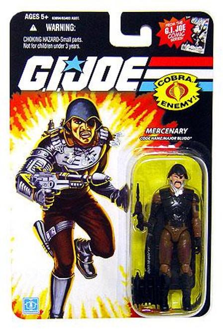 GI Joe Wave 8 Major Bludd Action Figure
