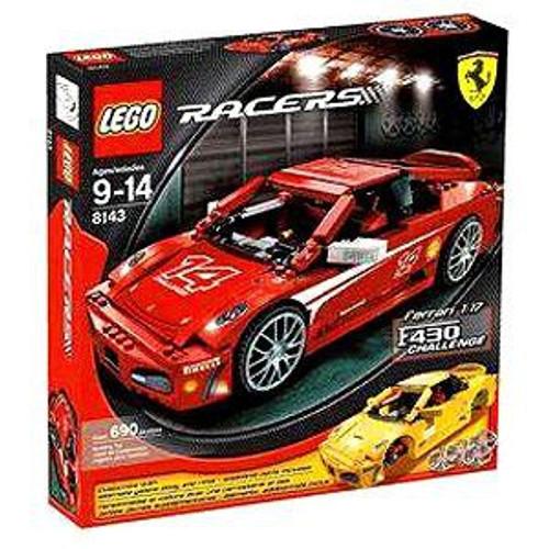 LEGO Racers Ferrari F430 Challenge Set #8143