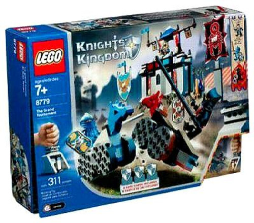 LEGO Knights Kingdom The Grand Tournament Set #8779