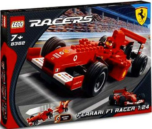 LEGO Racers Ferrari F1 Racer Set #8362