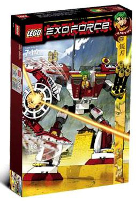 LEGO Exo Force Blade Titan Set #8102