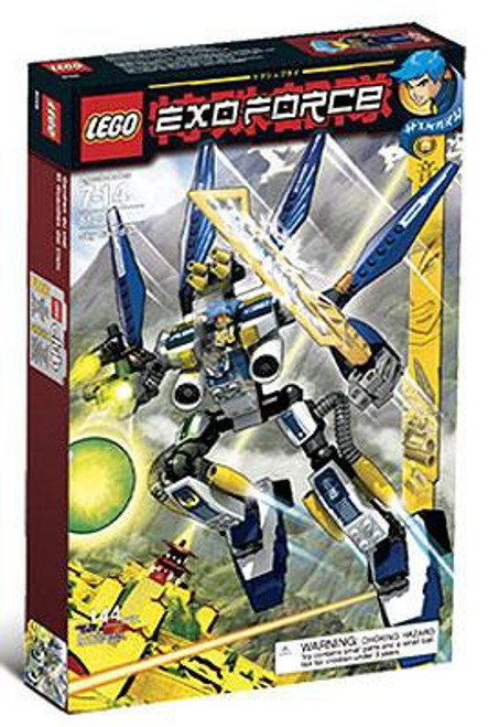LEGO Exo Force Sky Guardian Set #8103