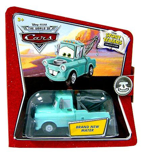 Disney Cars The World of Cars Story Tellers Brand New Mater Diecast Car