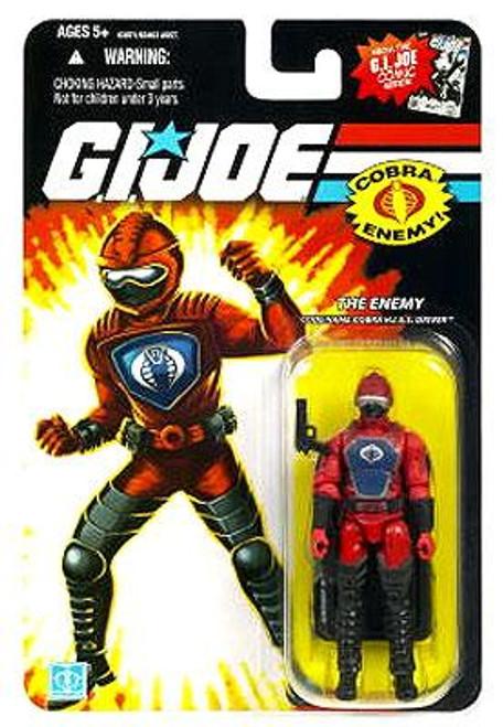 GI Joe Wave 7 HISS Driver Action Figure