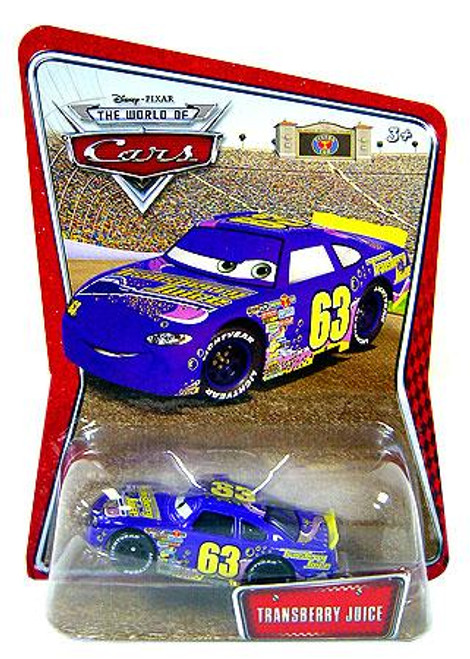 Disney Cars The World of Cars Series 1 Transberry Juice Exclusive Diecast Car