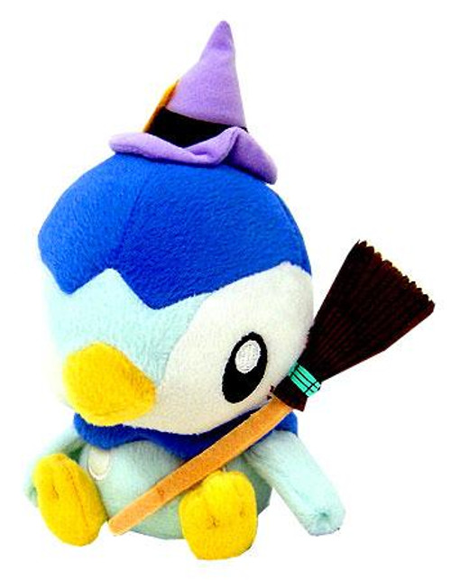 Pokemon Diamond & Pearl 6 Inch Halloween Piplup Plush