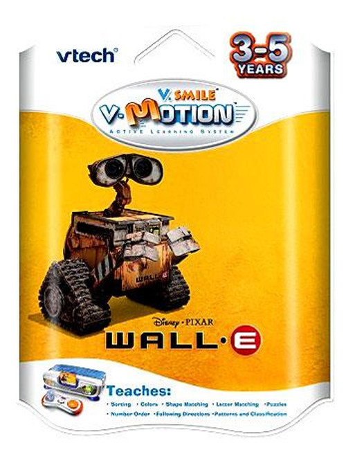 Disney / Pixar V-Smile V-Motion Wall-E Electronic Toy