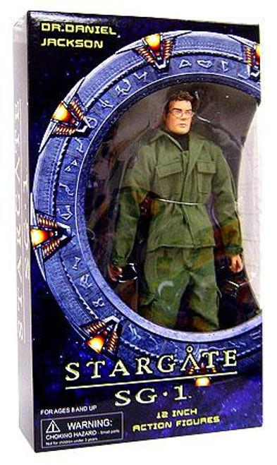 Stargate SG-1 Series 1 Dr. Daniel Jackson 12 Inch Action Figure