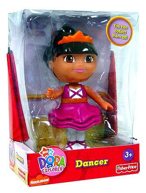 Fisher Price Dora the Explorer Dancer 5-Inch Figure