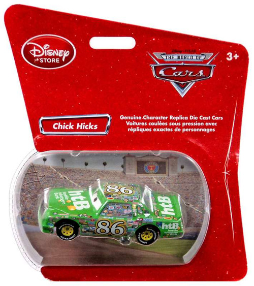 Disney Cars 1:48 Single Packs Chick Hicks Exclusive Diecast Car