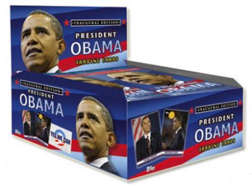 President Obama President Barack Obama Trading Cards [Inaugural Edition]