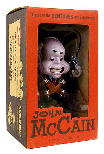 John K. Political Figure John McCain Action Figure
