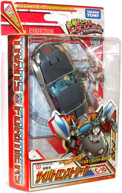 Transformers Japanese Classics Henkei Deluxe Bluestreak Deluxe Action Figure C-10