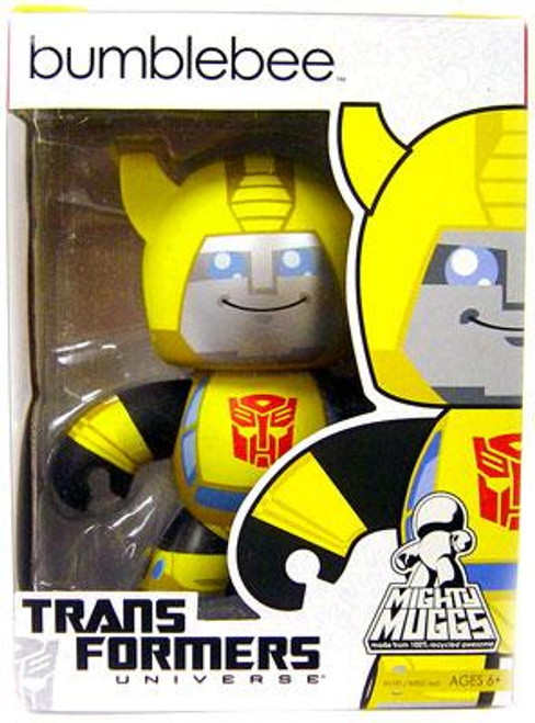 Transformers Universe Mighty Muggs Series 1 Bumblebee Vinyl Figure