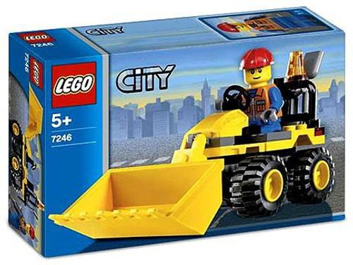 LEGO City Mini Digger Set #7246