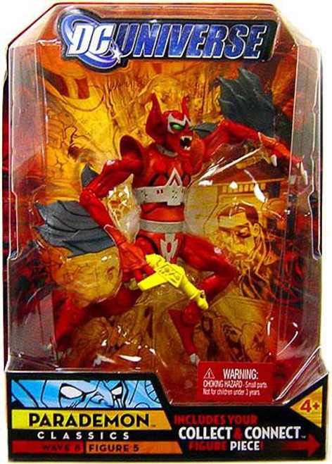 DC Universe Classics Wave 8 Parademon Action Figure #5 [Red]