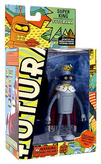 Futurama Series 5 Bender Action Figure [Super King]