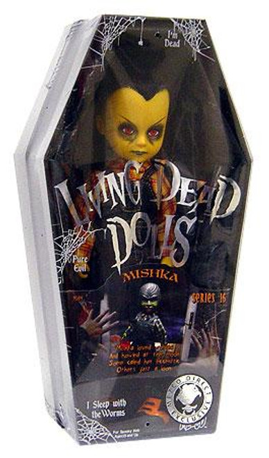 Living Dead Dolls Series 16 Mishka Doll [Halloween]