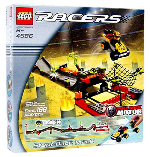 LEGO Racers Stunt Race Track Set #4586