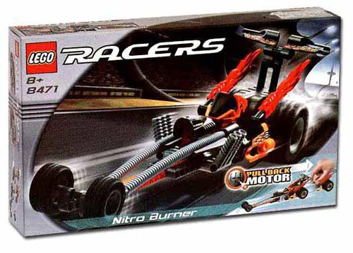 LEGO Racers Nitro Burner Set #8471