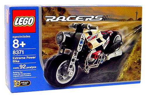 LEGO Racers Extreme Power Bike Set #8371