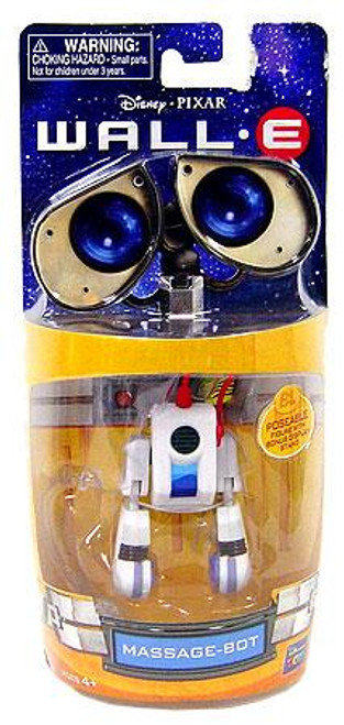 Disney / Pixar Wall-E 3 Inch Poseable Massage-Bot Mini Figure