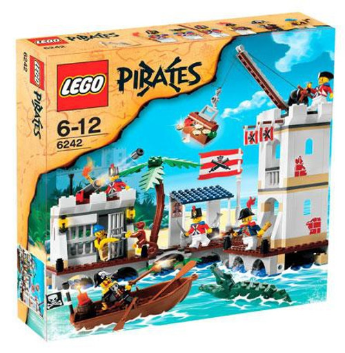 LEGO Pirates Soldiers' Fort Set #6242